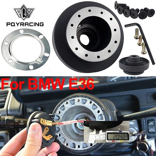 PQY - Steering Wheel Hub Adapter Boss Kit for BMW E36 PQY-HUB-E36
