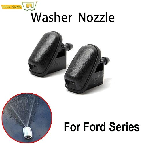 MISIMA Windscreen Window Wiper Washer Nozzle Jet For Ford Focus MK 3 For Mondeo MK4 C-max Fiesta MK 5 2007 2008 2009 2010