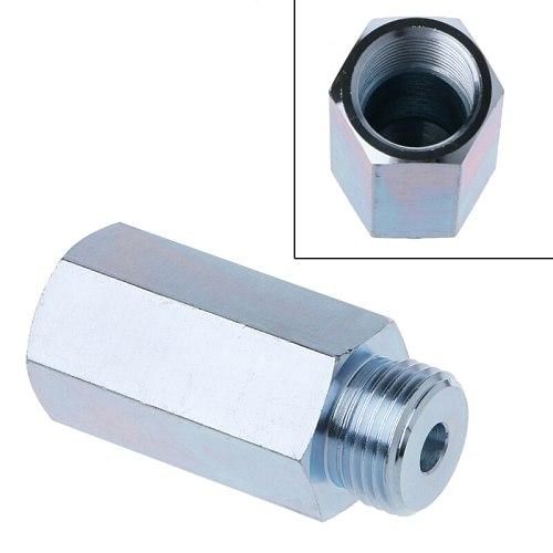 M18x1.5 Lambda Oxygen Sensor Bung Adapter Extender Spacer Joints Converter