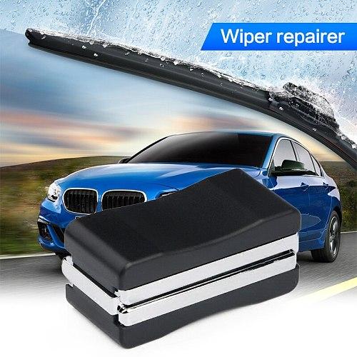 Car Wiper  Universal Auto Car Vehicle Black Windshield Wiper Restorer Windshield Scratch Repair Kit Cleaner