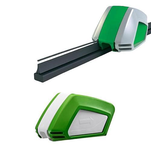 Automobile Truck Windscreen Wiper Blade Cutter Refurbish Restorer Windscreen Wipers Repair Tool Windshield Rubber Regroove Tool