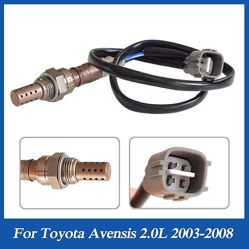 For Toyota Avensis T25 1AZFSE 2.0L 2003-2008 O2 Lambda Probe Oxygen Sensor 89465-05130 8946505130