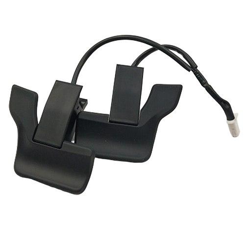 High Quality Car Steering wheel shift paddle For Toyota RAV 4 RAV4 xa50 2019 2020 for Camry XV70 Corolla 2018 2019 2020