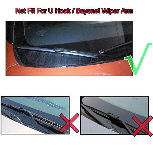Erick's Wiper LHD Front Wiper Blades For Renault Dacia Duster MK2 2017 2018 2019 2020 Windshield Windscreen Front Window 24 +18