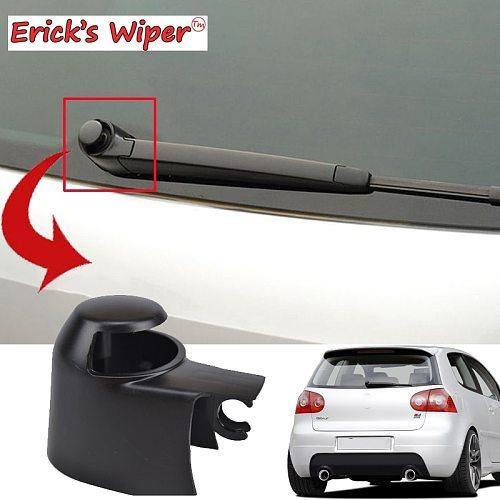 Erick's Wiper Windshield Windscreen Rear Wiper Arm Washer Cover Cap Nut For VW Golf 5 MK5 2003 2004 2005 2006 2007 2008 2009