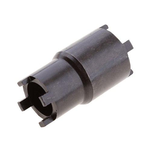 20mm 24mm Castle Nut Engine Motor Mount Lock Nut 4 pin Spanner Socket Tool for 03-17 NINJA ZX6 ZX6R ZX6RR ZX-6