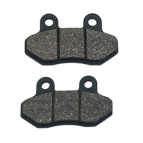 2x Universal Motorcycle Electric Bikes Scooters Parts Front Disc Brake Pads for Honda