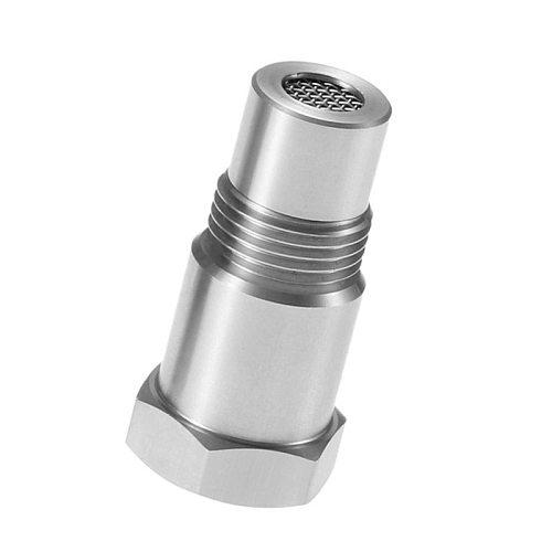 4PCS Car CEL Oxygen O2 Sensor Fix Check Engine Light Eliminator Adapter With Filter