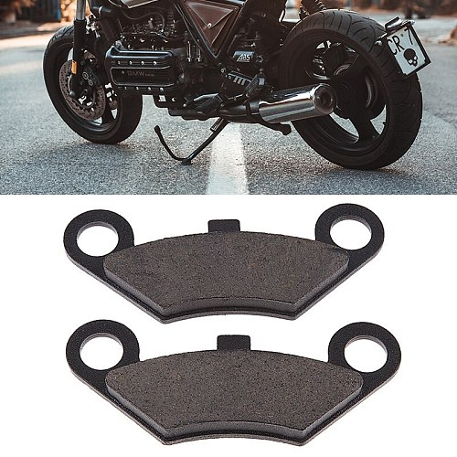 Motorcycle Front Brake Pad Semi Metallic Brake Pad Disc Brake For CF Moto CF500/600 X5/6/8 ATV Quad Dirt Bike Moto Accessories