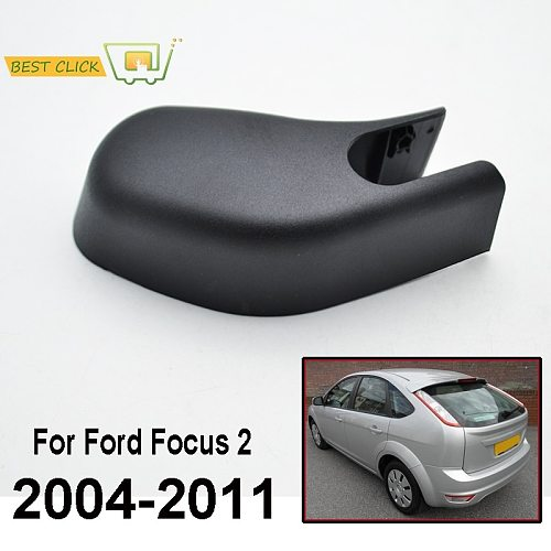 Misima Rear Wiper Washer Arm Cover Cap Nut Washer Cap Fit For Ford Focus 2 MK2 2010 2009 2008 2007 2006 2005 2004