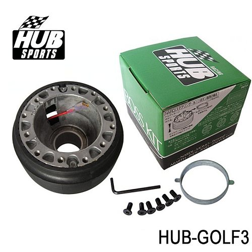 STEERING WHEEL BOSS KIT HUB ADAPTER FIT FOR Volkswagen VW Golf MK3 HUB-GOLF3