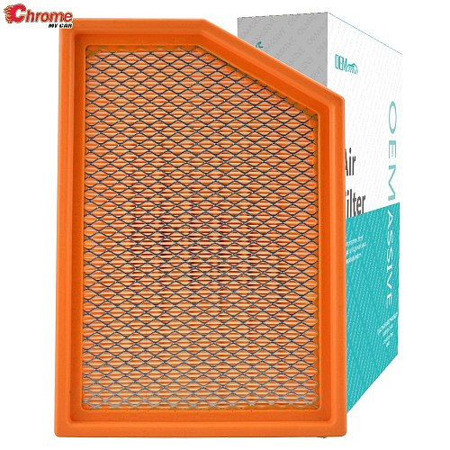Air Filter For Jeep Cherokee KL 2014 2015 2016 2017 2018 2.4L 3.2L L4 V6 52022378AA 52022376AA K52022378AA Car Accessories Kit