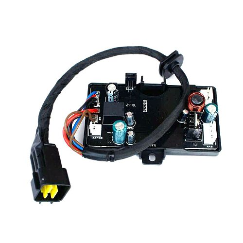 1Pcs Air-Diesel Heater Control Board Motherboard Fit for 12V/24V 3KW/5KW Air Heater