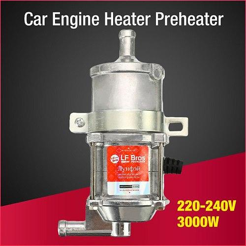 220V-240V 1500W Car Engine Coolant Heater Preheater Not For Webasto Eberspacher Motor Auto Heating Preheating Air Parking Heater