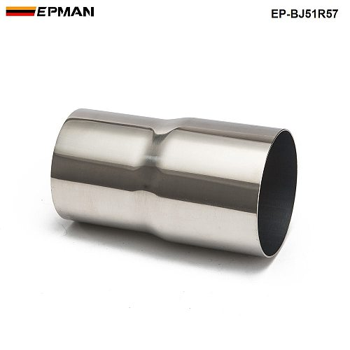 OD:2  2.25'' 2.75'' 3'' 3.5'' Universal Exhaust Pipe to Component Adapter Reducer EP-BJ