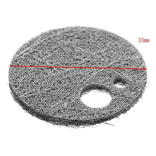 1pcs Mesh 1302799B Burner Replacement Accessories Parts 33mm Hole For Webasto Air Top 2000 Stainless