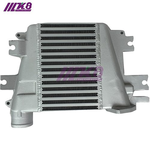 Intercooler Upgrade For Nissan Patrol GU Y61 ZD30 3.0L TD 97-07 Top Mount