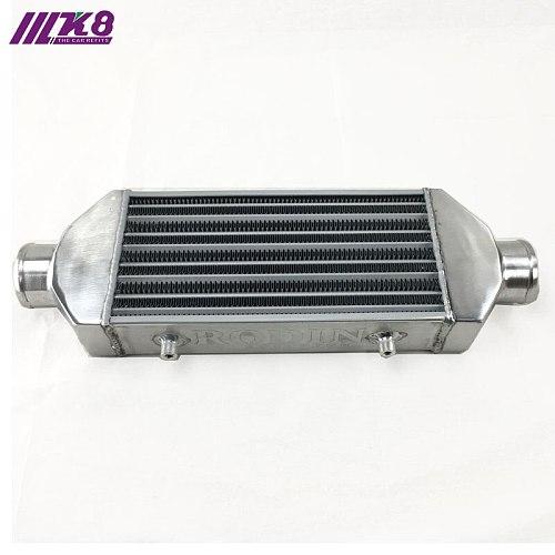 Front Mount intercooler  300*160*65mm Universal Turbo Intercooler bar&plate OD=63mm  RODIN