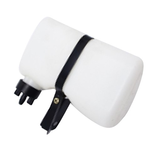 Motorcycle Coolant Tank Radiator Reserve Overflow Coolant Small Tank Bottle For 250cc 350cc Scooter Moped Quad Dirt Bike ATV Etc