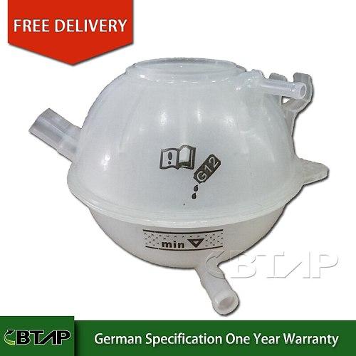 BTAP NEW Coolant Reservoir Expansion Tank + Cap For Audi A3 TT VW Jetta MK5 Golf MK6 Passat 1K0121407A 1K0 121 407 A 1K0121407