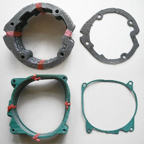 2pcs Set Gaskets Fit for Webasto Airtop Air Diesel Heater 2000ST Durable The real color of the item may