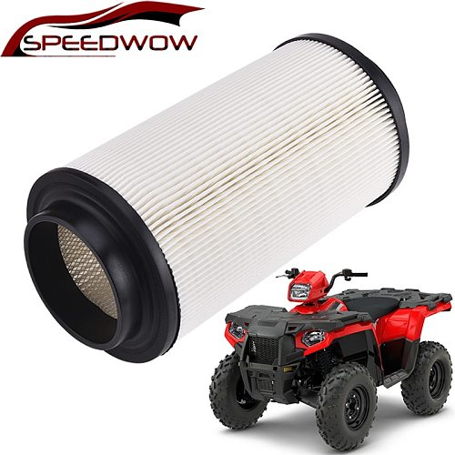 SPEEDWOW Air Filters For Polaris Sportsman Scrambler 400 500 600 700 800 550 850 OEM 7080595