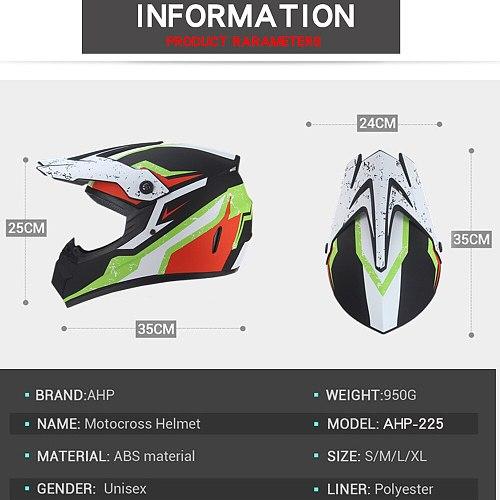 2019 Professional Motorcycle Helmet Racing Motocross Casque hors route Casque Moto Capacete Moto Casco Off-road Cartoon Children