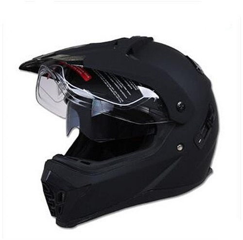 NEW Motorcycle double lens  moto Bicycle Motocross Off Road Helmet ATV Dirt bike Downhill MTB DH Racing Helmet Cross Helmet