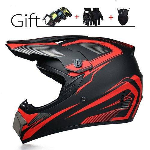 Professional Atv Racing Motorcycle Full Face Helmet Motorcycle Casco Capacetes Motocross Helmet Motorcycle Off-road Helmet