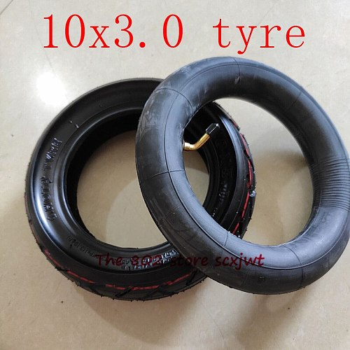 Free shipping 10x3.0tube tyre10*3.0inenr and outer tire For  KUGOO M4 PRO Electric Scooter wheel Go karts ATV Quad Speedway tyre