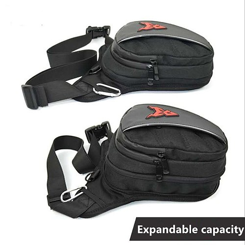 2020 Drop Waist Leg Bag Thigh Belt Hip Bum Motorcycle Military Tactical Travel Mobile Phone Purse Fanny Pack Bags Waterproof