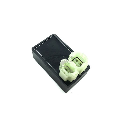 Racing 6 Pin CDI Ignition Box For GY6 50cc 125cc 150cc Moped Chinese Scooter ATV Quad Go Kart Buggy CDI Lighter