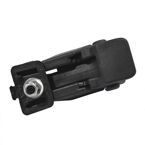 1 Set Bracket Latches Black Hood Lock Bracket Latches Buckle Holder For Jeep /Wrangler 2007-2016 Car Hood Catches Accessories