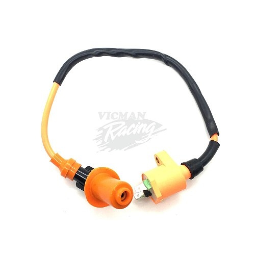 Racing Ignition Coil For GY6-50 GY6 50CC 125CC 150CC Engines Moped Scooter ATV Quad Motorcycle High Pressure coil