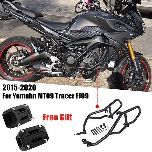 Engine Protective Guard Crash Bar Frame Protector For Yamaha MT09 MT 09 MT-09 Tracer 900 GT FJ-09 2015 2016 2017 2018 2019 2020