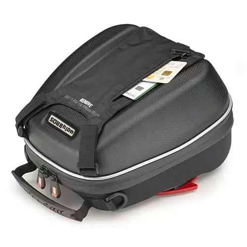 motorcycle Tank bags mobile navigation bag fits Suzuki consulting model and year BF01