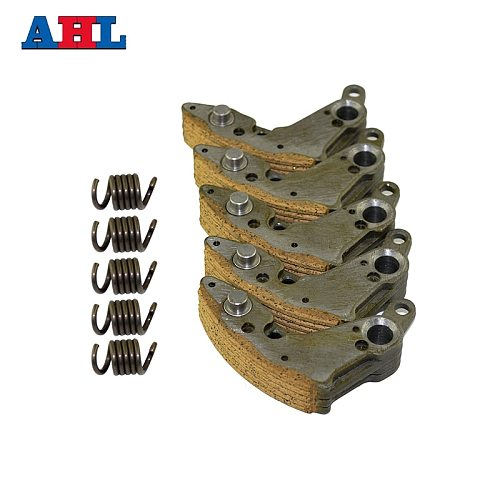 AHL Motorcycle Clutch Pads with Spring For Scooter Moped ATV  For CFMoto CF500CC CF188 CF500 CF625 CF 500 625 188 CC 0180 054200