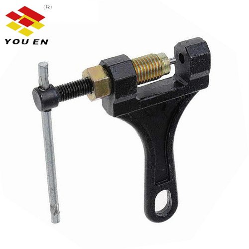 YOUEN Motorcycle Chain Breaker Link Removal Splitter Motor Chain Cutter Riveting Tool ATV 420-530