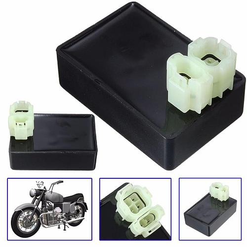 High Quality 6 Pins AC CDI Box Ignition Trigger For GY6 50cc-150cc Moped Scooter ATV Quad Go Kart Buggy Dirt Bike  SunL Kazuma