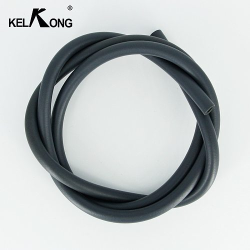 KELKONG 50cm Fuel Line Motorcycle Dirt Bike ATV Gas Oil Double 4.5mm*8mm Tube Hose Line Petrol Pipe Oil Supply With Filter