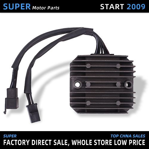 Motorcycle Rectifier Voltage Regulator Charger For Honda Steed400 Steed600 steed 400 BROS400 Magna VF750C VT600 CH250