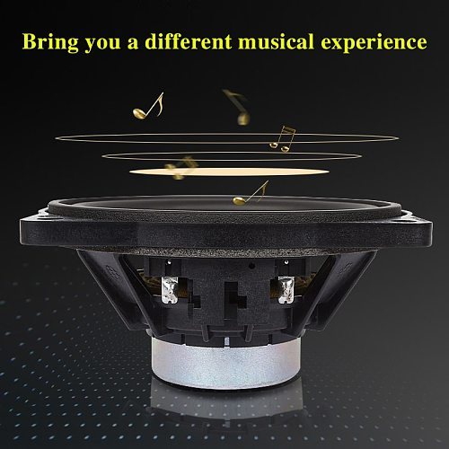 4 inches midrange speaker design for center dashboard For BMW F10 F11 F30 F32 G30 G38 series full range frequency loudspeaker