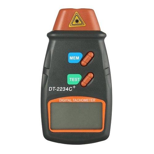 New Digital Laser Car Tachometer Digital Boat Tachometer RPM Meter Non Contact Hour Meter Car Speedometer Speed Gauge Engine