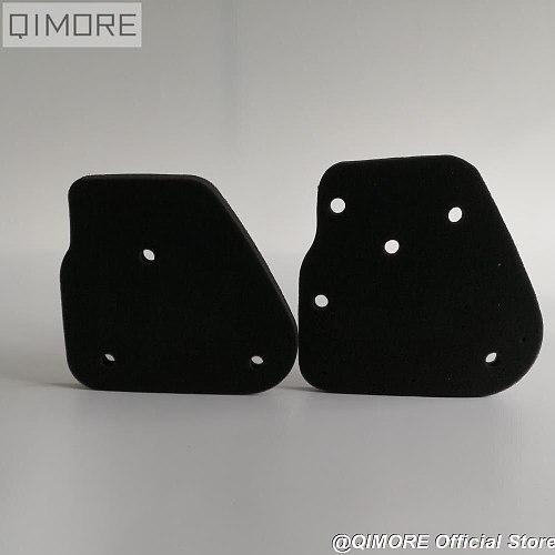 Air Filter Element for Minarelli 1E40QMB JOG50 3KJ JOG90 4DM Keeway F-act 50 Matrix 50 RY8 50 Vento Triton Vmoto Monza JP50 JX50