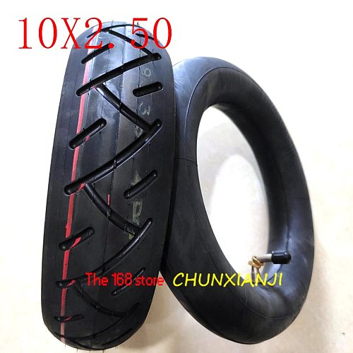High Quality Speedway 10x2.50 Tube Tyre CST 10*2.50 Electric Scooter Inner Tube Outer Tube Explosion-proof Tires Advanced Tire