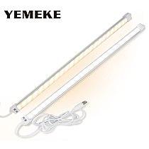 Newest LED Desk Lamp DC5V 18cm 35cm 300Lm 550Lm USB Led Bar Light For Kitchen Reading Study Office Children Led Night Light