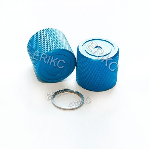 ERIKC Grinding Gasket Shims Tool CR Injector Nozzle Valve Diesel Injection Repair Polish Washer for BOSH DENS0 pizeo E1024072