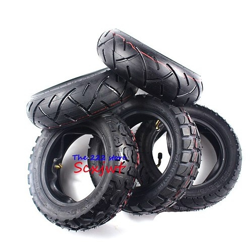 10 Inch Off Road City Road Tire Inner Tube Inflatable Tyre for Electric Scooter Speedual Grace 10 Zero 10X 10x3.0 255x80 10x2.5