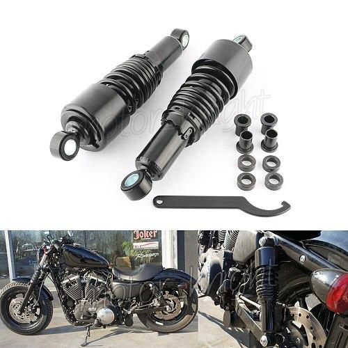 10.5  Slammer Shocks Pair Absorbers For Harley XL1200C SPORTSTER CUSTOM/XL1200X SPORTSTER FORTY EIGHT/XL1200C SPORTSTER CUSTOM