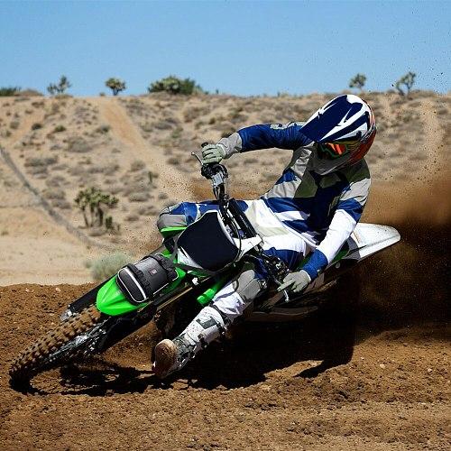 Universal Motocross Front Fender Bags For KTM For Yamaha Dirt Bikes Enduro Motorcycle Front Mudguard Bag Motocross Toolkit Bag